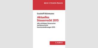Aktuelles Steuerrecht 2015