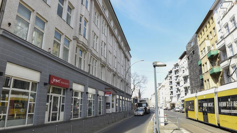 Anfahrt Berlin