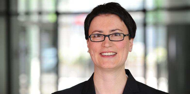 Angelika Knaus im Vorstand des Vereins Frauen in der Immobilienwirtschaft