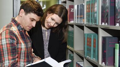 Ausbildungsberufe und duale Studiengänge