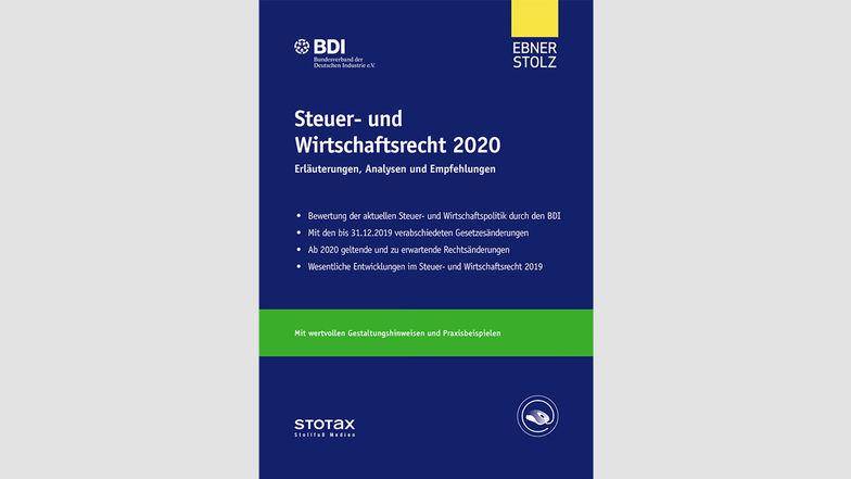 BDI / Ebner Stolz: Steuer- und Wirtschaftsrecht 2020