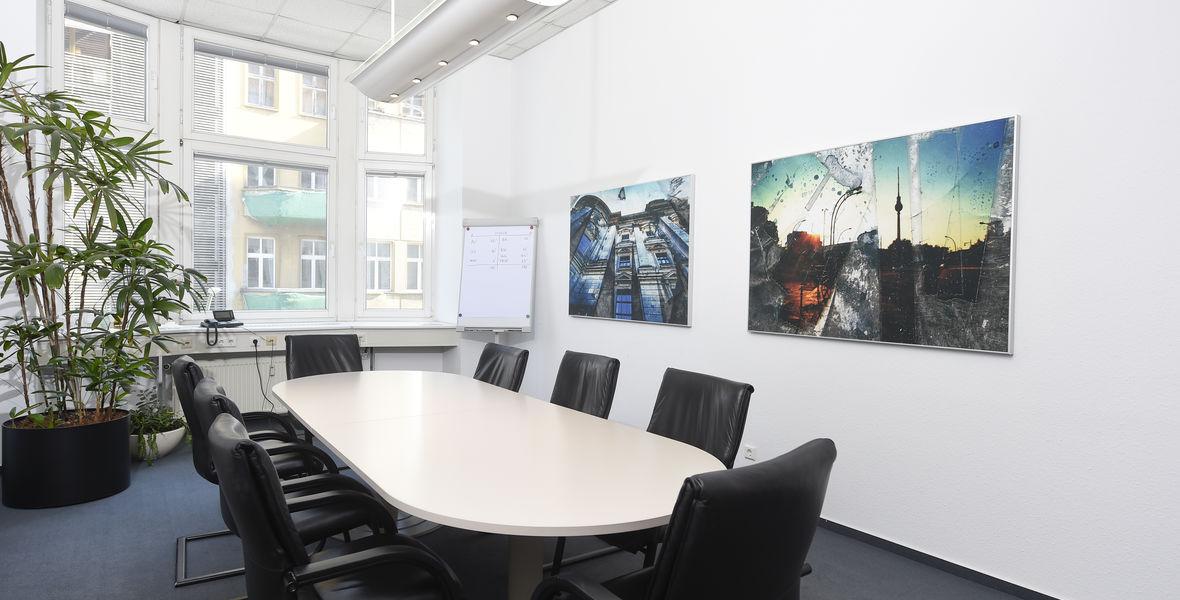 Berliner Besprechungszimmer