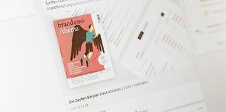 Beste Berater 2020: brand eins bestätigt exzellente Arbeit von Ebner Stolz