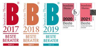 Beste Berater 2021: Ebner Stolz erneut von brand eins ausgezeichnet