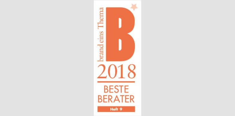 Brand Eins kürt Ebner Stolz zu den besten Beratern 2018