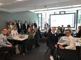 Career Day 2019 in Stuttgart