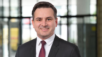 Christian Wieder, Certified Information Systems Auditor und Certified in Risk and Information Systems Control bei Ebner Stolz in Düsseldorf