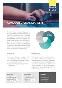 Conquer Digital Markets