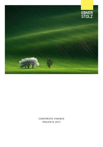 Corporate Finance Projekte 2017