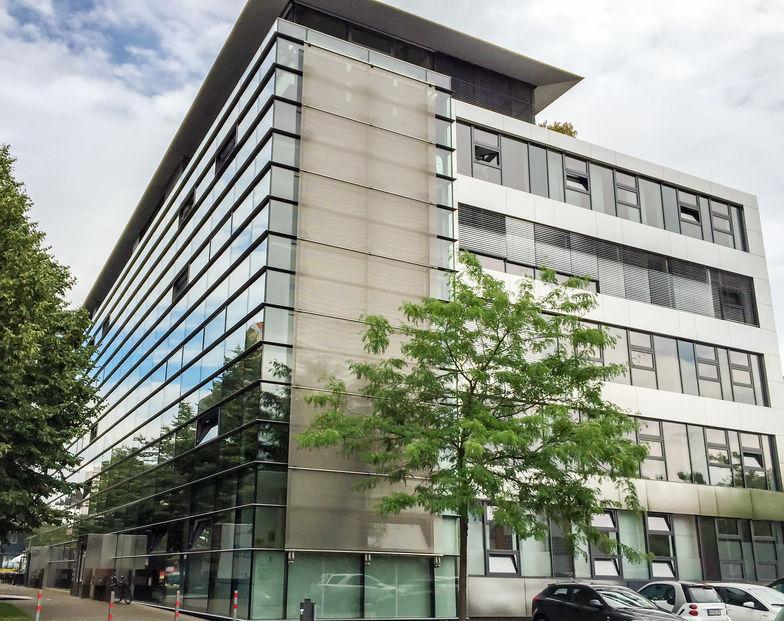 Der neue Standort von Ebner Stolz in der Lorenzstraße 29 - im Herzen Karlsruhes, direkt neben dem bekanntem Museum für Kunst und Medientechnologie (ZKM).