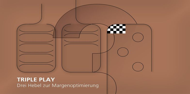Drei Hebel zur Margenoptimierung: 2. Unternehmerfrühstück Triple Play in Hamburg