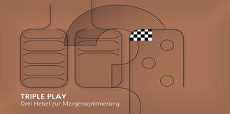Drei Hebel zur Margenoptimierung: 3. Unternehmerfrühstück Triple Play in Stuttgart