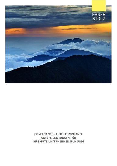 Ebner Stolz-Broschüre Governance - Risk - Compliance