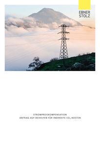 Ebner Stolz Broschüre Strompreiskompensation