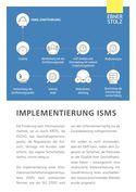 Ebner Stolz (GBIT) - Implementierung Informationssicherheitsmanagementsystem (ISMS)