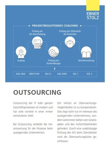Ebner Stolz (GBIT) - Outsourcing