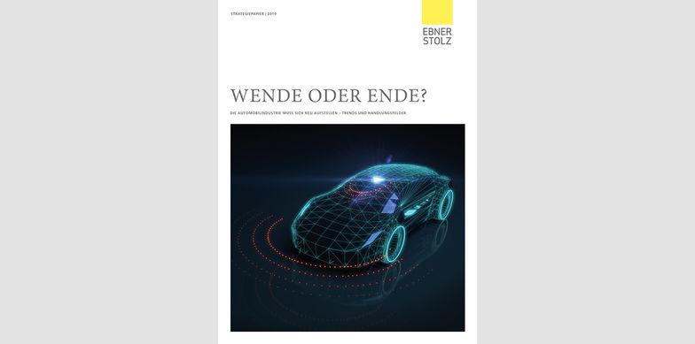 Ebner Stolz Management Consultants - Strategiepapier Automotive