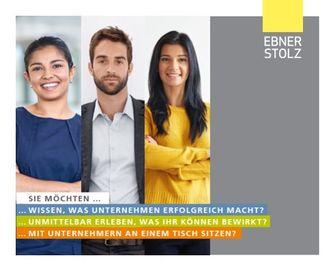 Ebner Stolz Recruitingflyer