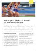 Ebner Stolz Umsatzsteuer Impuls - Onlinehandel