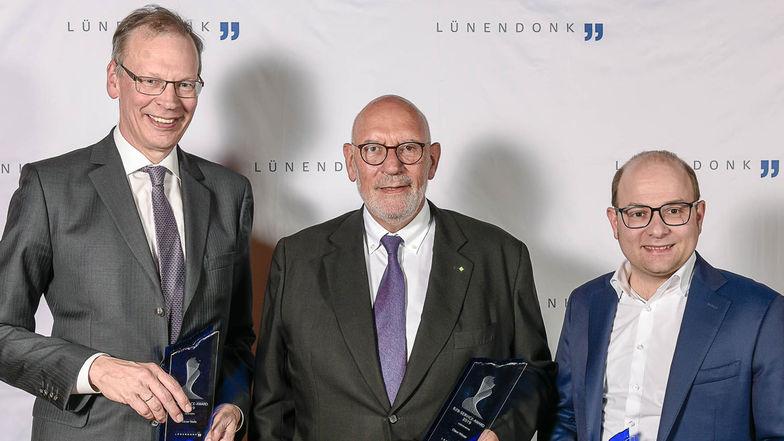 Ebner Stolz erhält Lünendonk-Award 2019