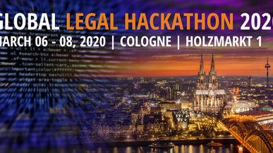 Ebner Stolz ist Gastgeber und Veranstalter des Global Legal Hackathon in Köln 2020