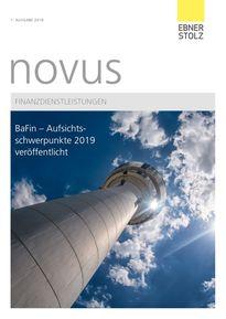 Ebner Stolz novus Finanzdienstleistungen 1. Ausgabe 2019