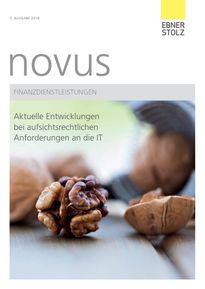 Ebner Stolz novus Finanzdienstleistungen 3. Ausgabe 2018