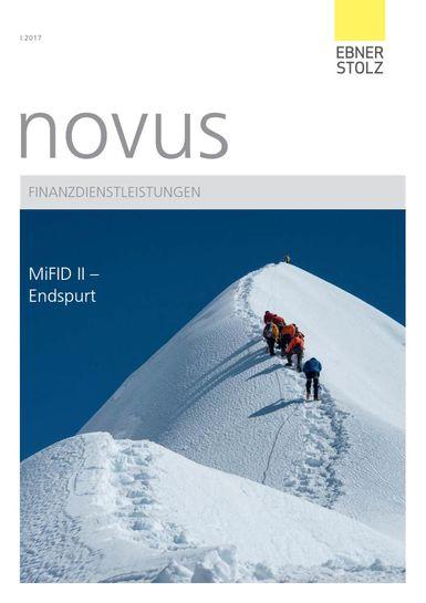 Ebner Stolz novus Finanzdienstleistungen I. 2017