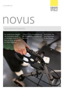 Ebner Stolz novus Gesundheitswesen 2. Ausgabe 2019