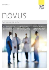 Ebner Stolz novus Gesundheitswesen 3. Ausgabe 2018