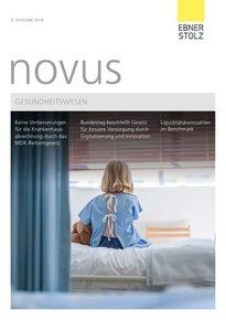Ebner Stolz novus Gesundheitswesen 3. Ausgabe 2019