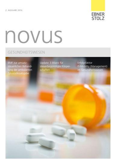 Ebner Stolz novus Gesundheitswesen II. 2016