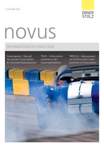 Ebner Stolz novus Informationstechnologie 2. Ausgabe 2019