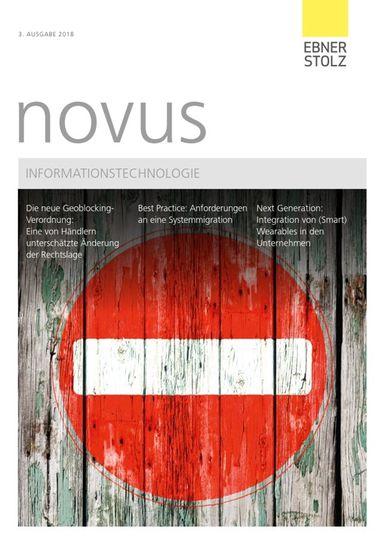 Ebner Stolz novus Informationstechnologie 3. Ausgabe 2018