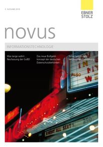 Ebner Stolz novus Informationstechnologie 3. Ausgabe 2019