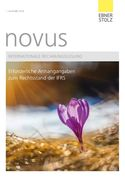 Ebner Stolz novus Internationale Rechnungslegung 1. Ausgabe 2018