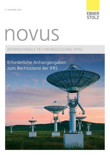Ebner Stolz novus Internationale Rechnungslegung 2. Ausgabe 2018