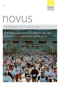 Ebner Stolz novus Internationale Rechnungslegung I/2017