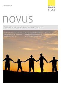 Ebner Stolz novus Öffentliche Hand  Gemeinnützigkeit 1. Ausgabe 2019