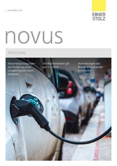 Ebner Stolz novus Personal 1. Ausgabe 2019