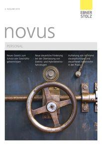 Ebner Stolz novus Personal 2. Ausgabe 2019