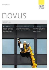 Ebner Stolz novus Personal 3. Ausgabe 2019