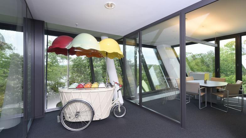 Eiswagen Standort Bonn