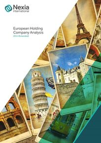 European Holding Company Analysis 2016 (Extended)