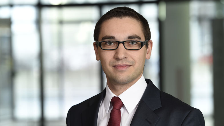 Felix Müller, Rechtsanwalt bei Ebner Stolz in Karlsruhe