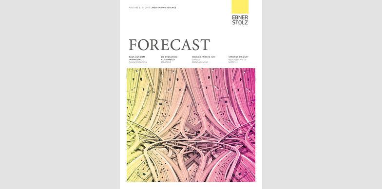 Forecast 9 - Medien und Verlage