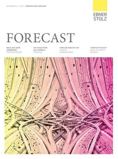 Forecast, Ausgabe 9 - Medien und Verlage