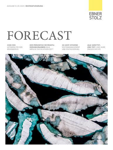 Forecast, Ausgabe 9 - Restrukturierung