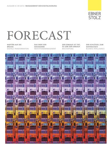 Forecast - Management der Digitalisierung