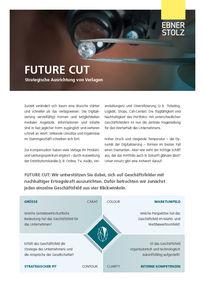 Future Cut – Strategische Ausrichtung von Verlagen